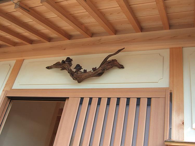 鈴木さま邸玄関1